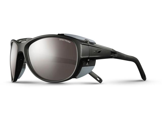 Julbo Expl**** 2.0 Spectron 4 Sunglasses Matt Black/Gray-Brown Flash Silver